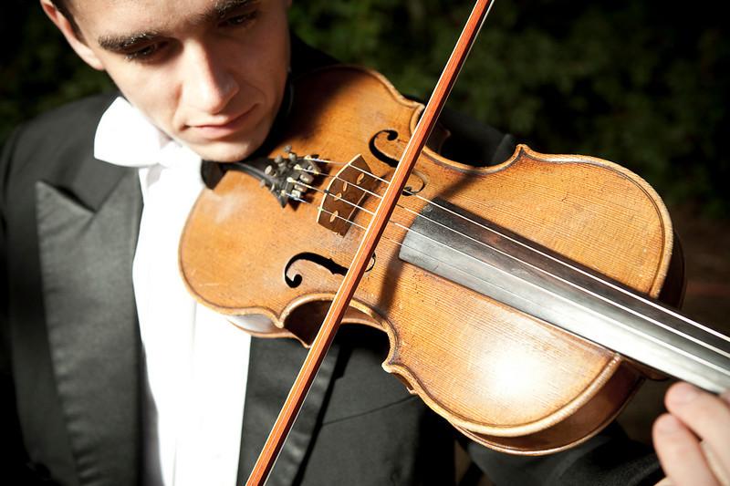Charleston Virtuosi Wedding Violinist