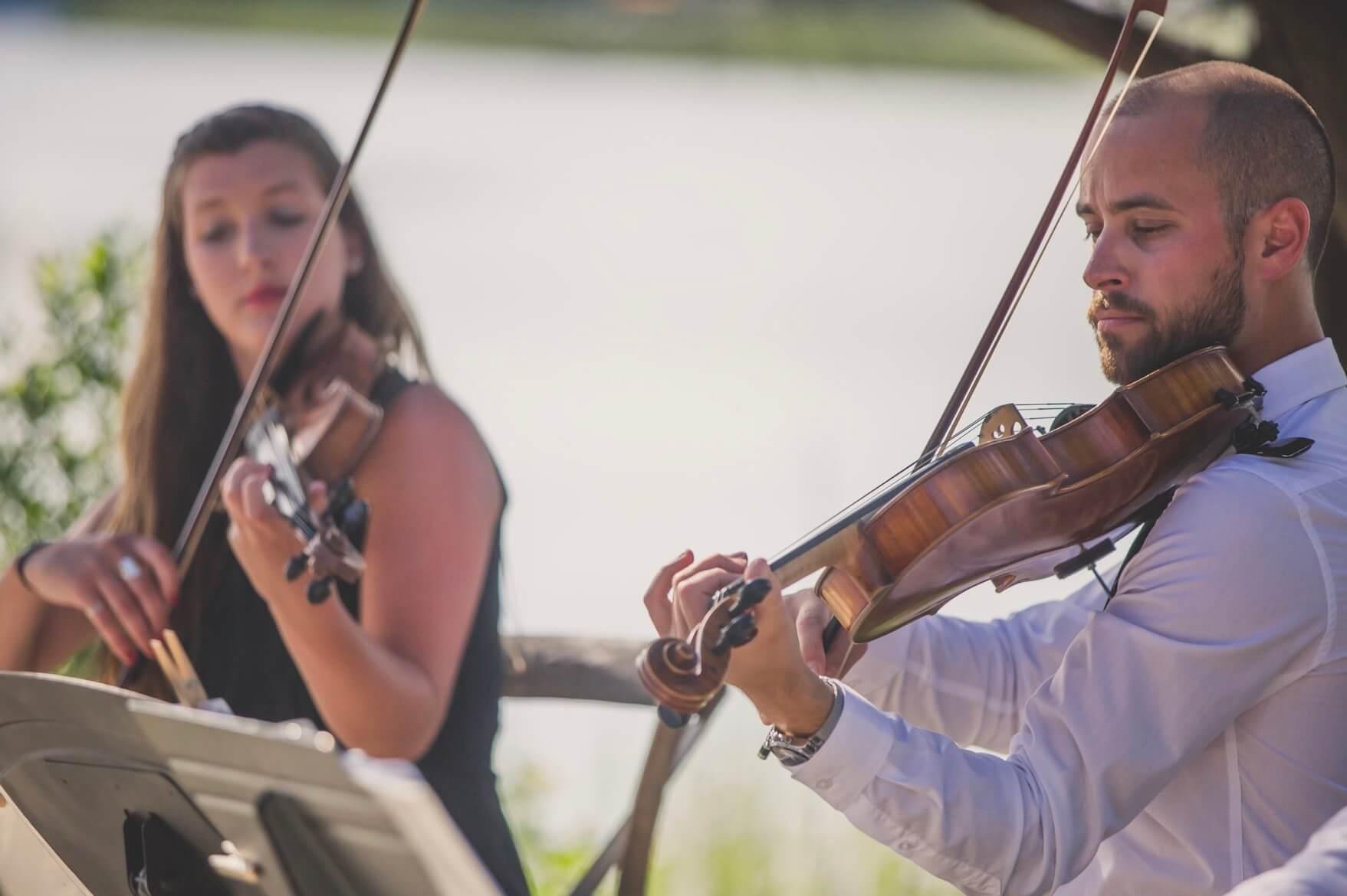 String Duo Charleston Virtuosi