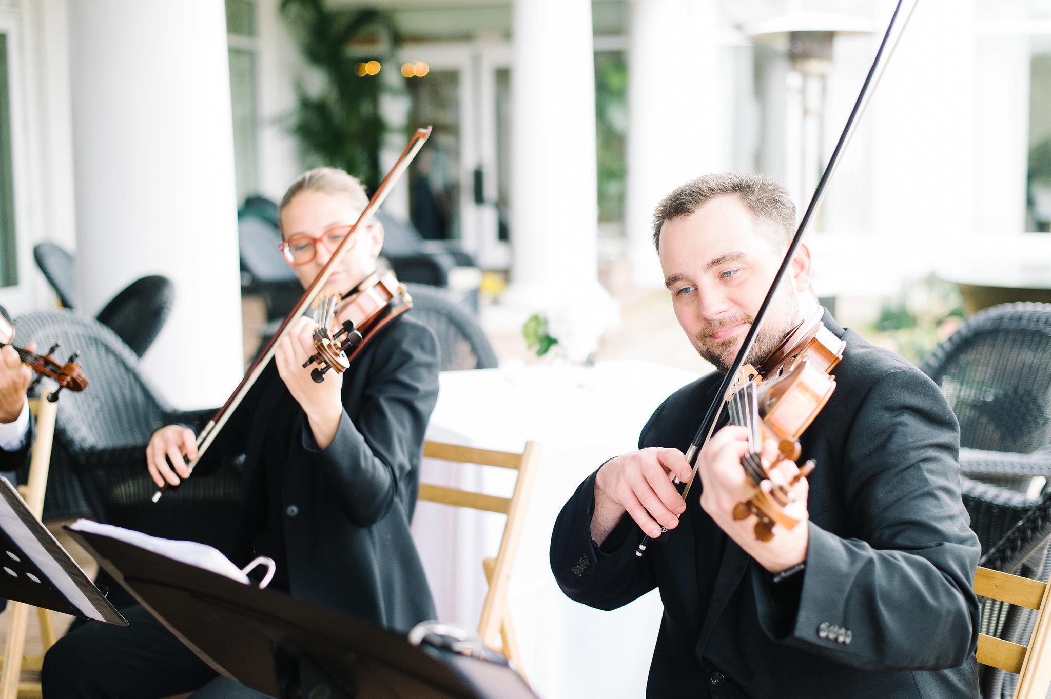 Wedding String Duo Charleston Virtuosi