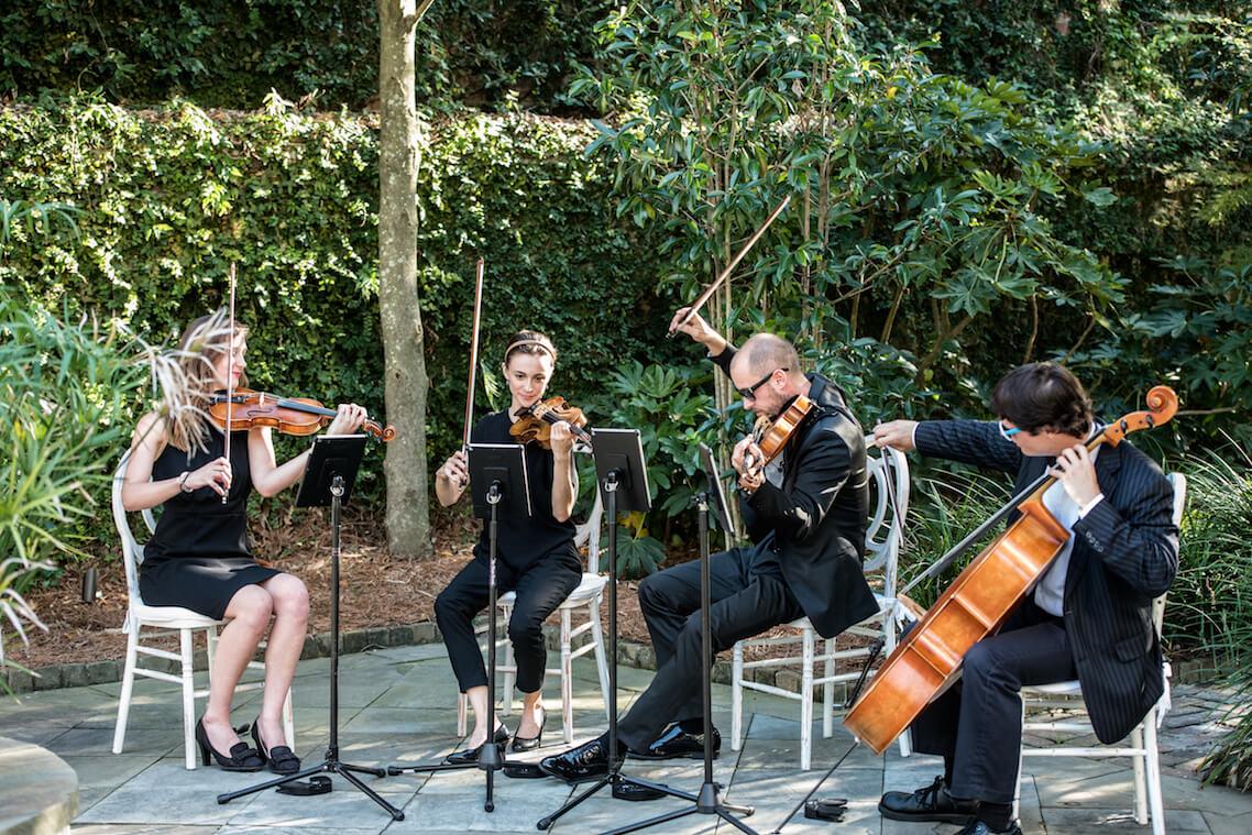 string quartet charleston