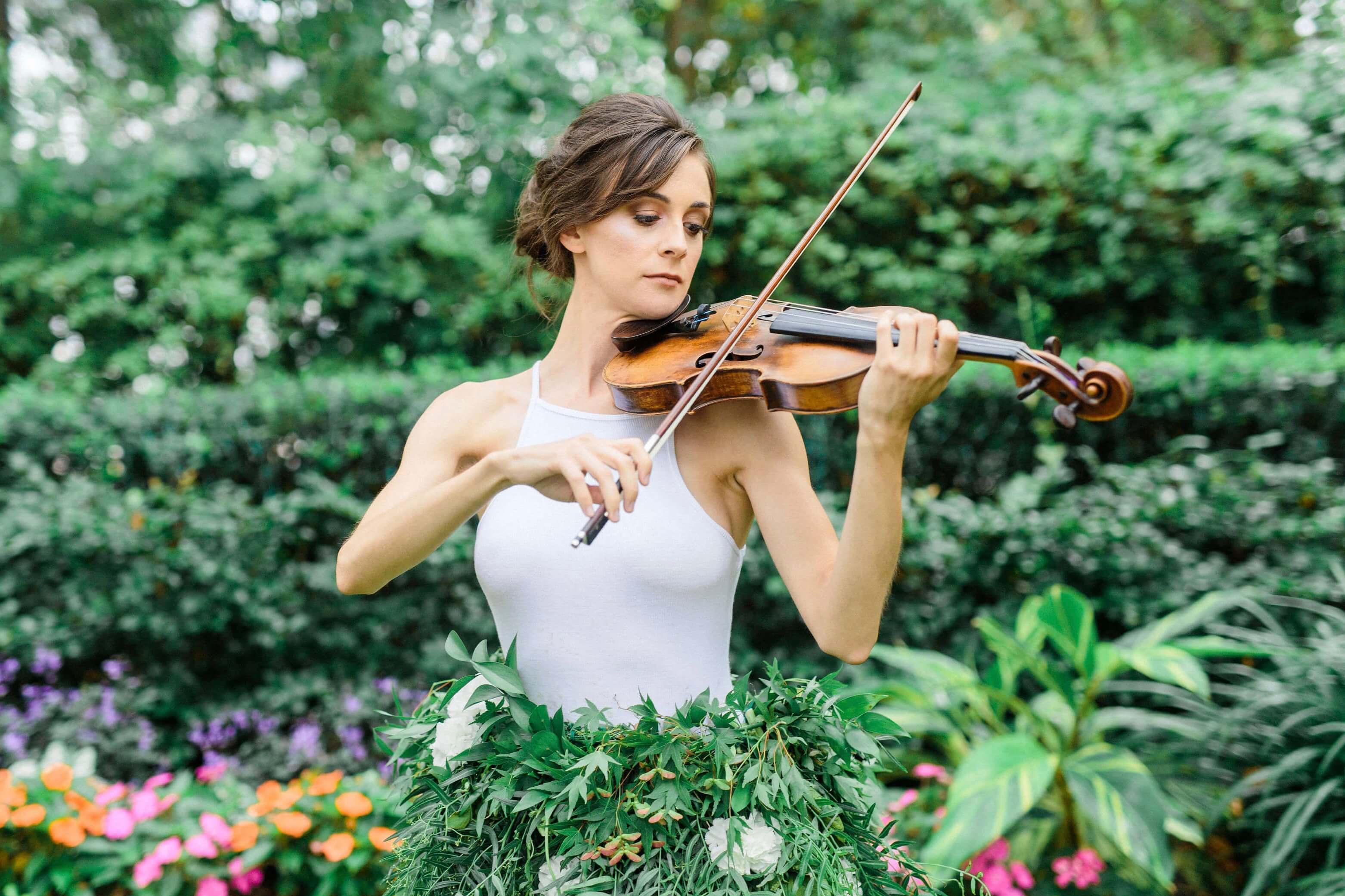 wedding violinist Charleston sc