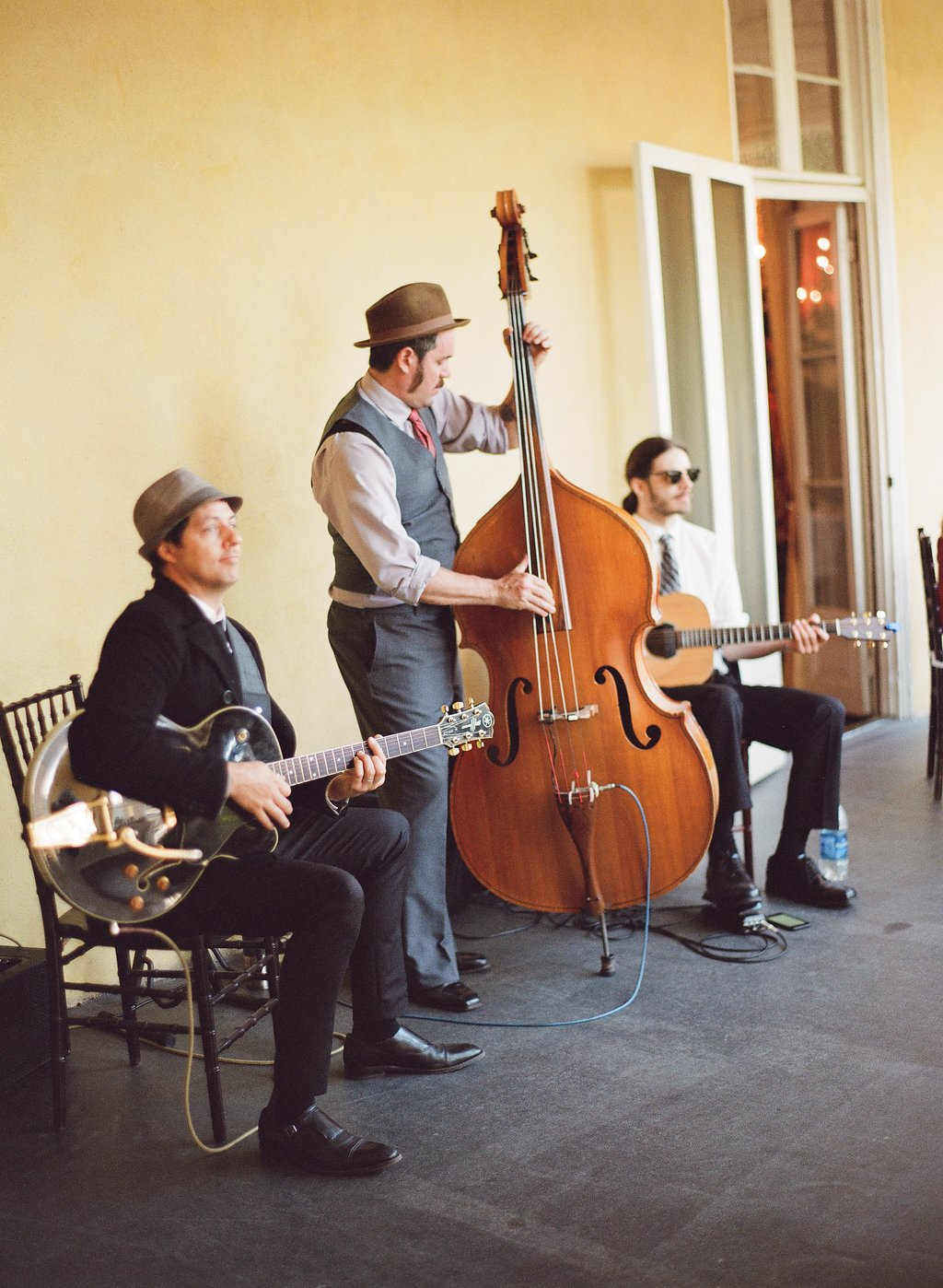 Gypsy Jazz Trio Charleston SC