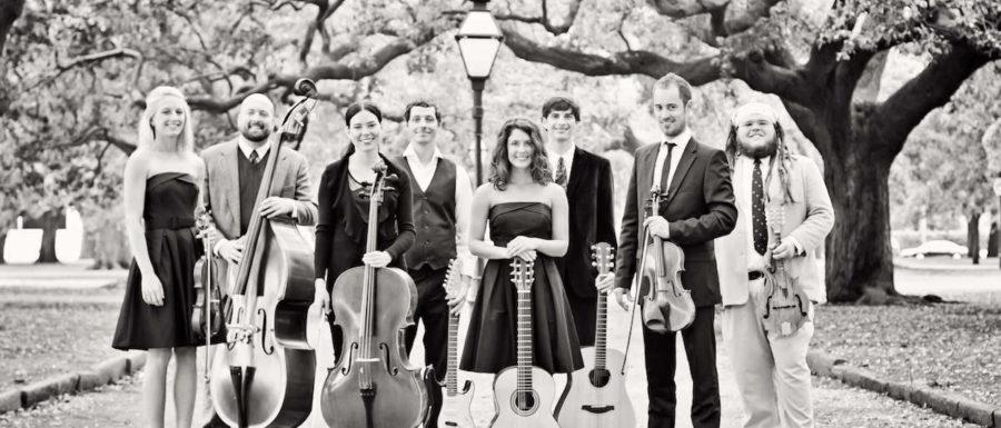 charleston wedding band