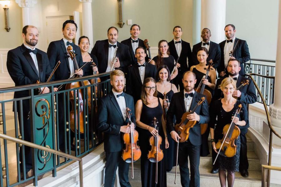 Charleston Virtuosi Wedding Musicians String Quartet