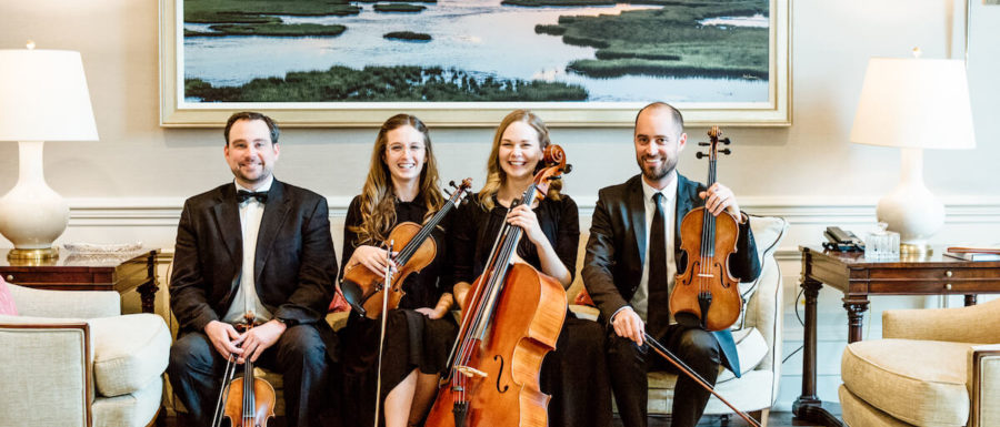 charleston string quartet