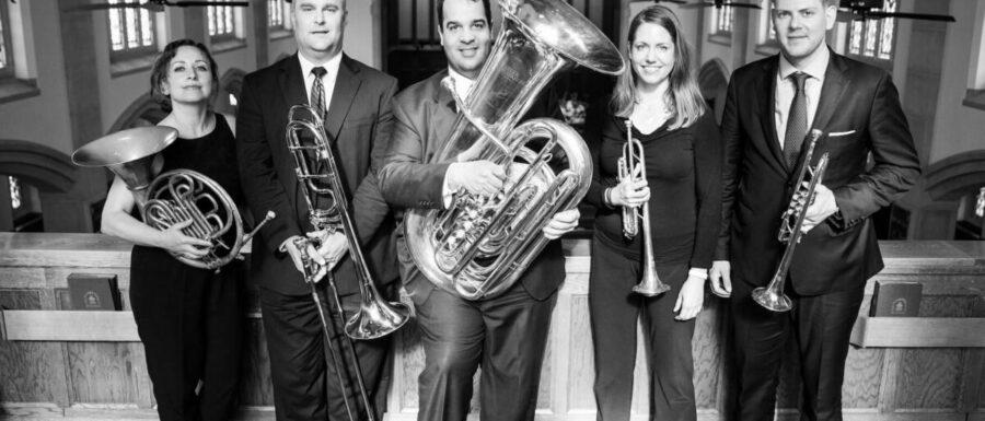 charleston brass quintet