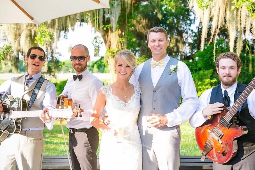 charleston wedding music