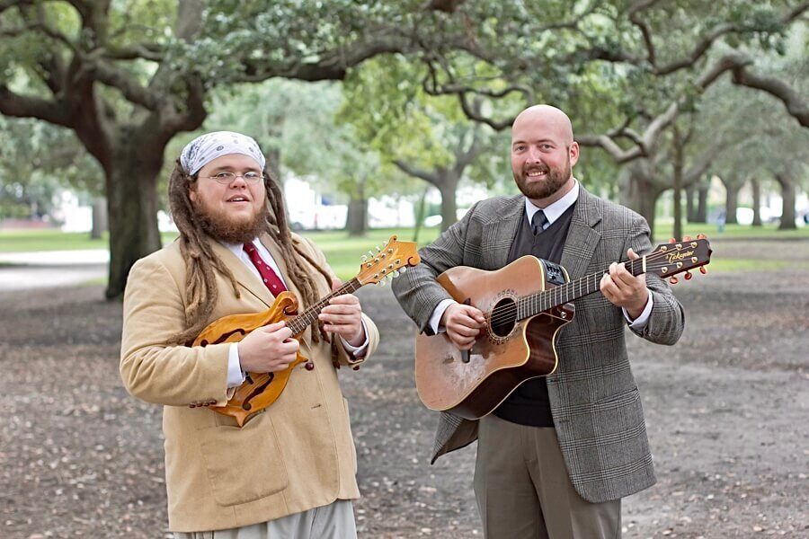 Bluegrass Band - Charleston Virtuosi
